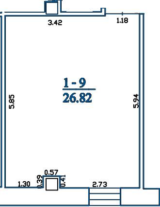 Patalpa 2L1-9