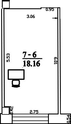 Patalpa 2L7-6