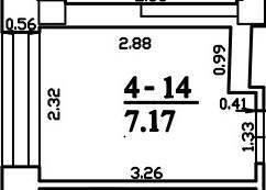 Patalpa 2L4-14