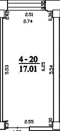 Patalpa 2L4-20