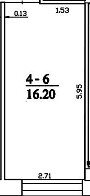 Patalpa 2L4-6
