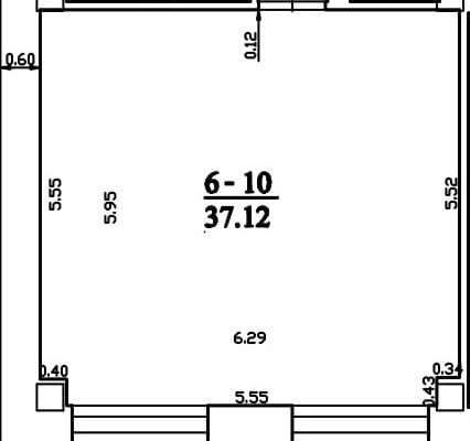 Patalpa 2L6-10
