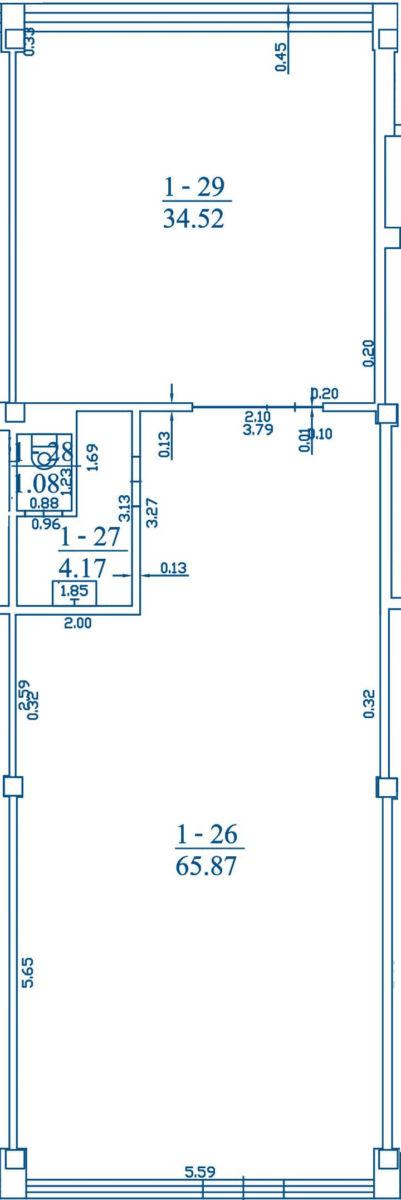 Patalpa 3B1-26