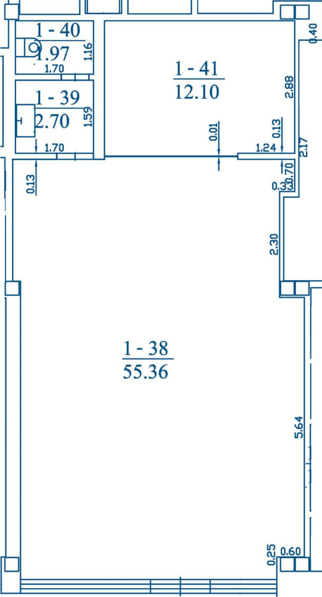 Patalpa 3B1-38