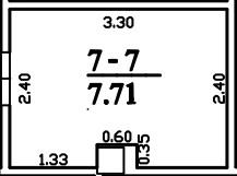 Patalpa 2L7-7