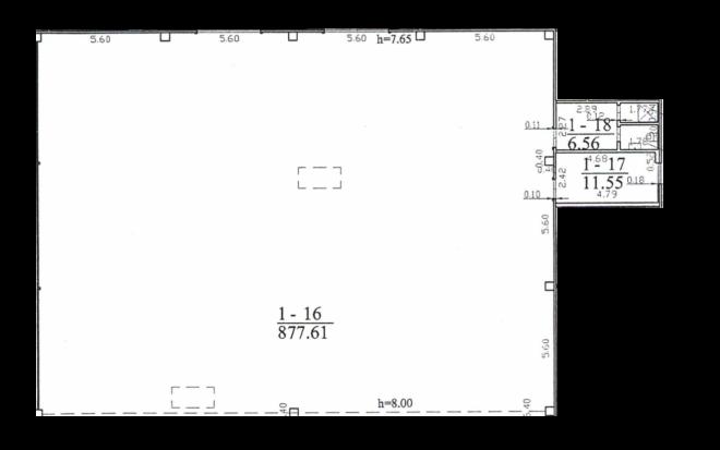 Sandėlio patalpa Nr. 28F-5