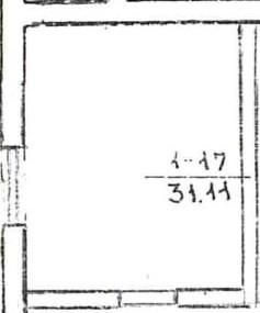 Sandėlis Nr. 29F-2