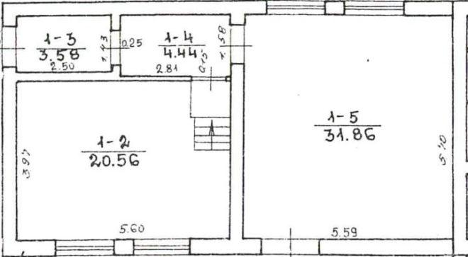 Sandėlis Nr. 29F-3