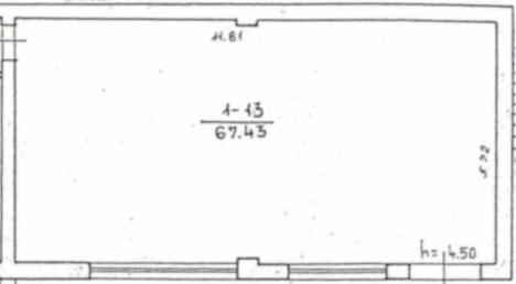 Sandėlis Nr. 32F1-13