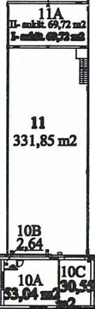 Sandėlis Nr. 37P-10,11