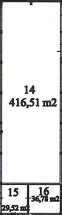 Sandėlis Nr. 37P-14