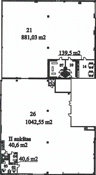 Sandėlis Nr. 37P-21,26