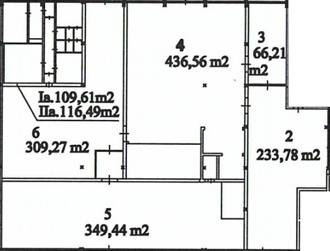 Sandėlis Nr. 4P-2,3,4